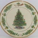 Lenox Netherlands  Christmas Around World Collector Plate 2002 Fine Ivory China