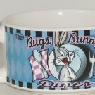 Looney Tunes Bugs Bunny Diner Coffee Mug Menu Ceramic Soup Tea 1998 Vintage