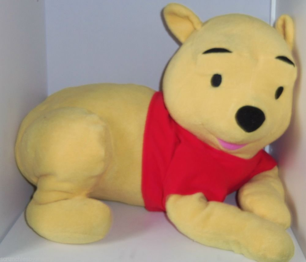 07f0782079ba Disney Big Winnie Pooh Bear Plush Toy Floor Pillow Sleeping Stuffed Animal