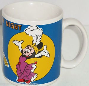 Minnie Mug Mouse Duck Coffee Night Mickey By Goofy Tea Donald Disney Cup Paris FK1JTcl