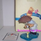 Disney Winnie Pooh Figurine We'll Share Forever Whatever the Weather MIB
