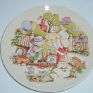 Country Kids Good Friends Are Forever Collector Plate Watkins Vintage