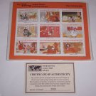 Disney Animal Stories in  Postage Stamps The Aristocats Grenada
