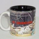 Walt Disney101 Dalmatians Coffee Mug Tea Puppy Dog Retired Vintage Classic