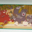 Disney Store Tarzan Lithograph Gold Seal 2000 Picture Photo Retired Vintage