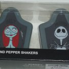 Disney Nightmare Before Christmas Skellington Salt Pepper Shakers Theme Parks