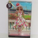 Barbie Kentucky Derby Doll 135 Churchill Downs Horse Racing Hat Flowers 2009 MIB