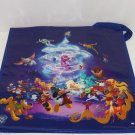 2 Disney Store 25th Anniversary Mickey Tink Pooh Reusable Shopping Tote Bags