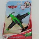 Disney Planes Ripslinger Pull Back Release Airplane Toy Mattel NIP