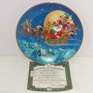 Disney Collector Plate Mickey Holiday Magic Santas Favorite Helpers Bradford