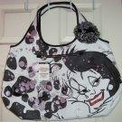 Disney Villains Creulla De Vil Tote Bag 101 Dalmatians Theme Parks NWS