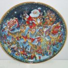 Pepsi Cola Collector Plate Christmas Franklin Mint Vntage Retired