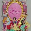 Disney Princess Boutique Cinderella Belle Ariel Photo Frame Theme Parks