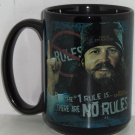 Duck Dynasty Coffee Mug #1 Rule No Rules
