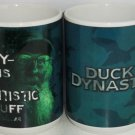 Duck Dynasty Coffee Mug Uncle Si Robertson Hey This is Si-Intistic Stuff