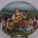 Sound of Music Collector Plate Do-Re-Mi Bradford Exchange Vintage
