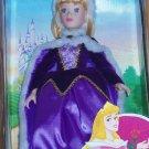 Disney Princess Aurora Porcelain Doll Brass Key Sleeping Beatuy Royal Holiday Ed