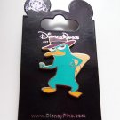 Disney Agent P Phineas Ferb Trading Pin Theme Parks New Carded