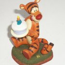 Disney Tigger Figurine Make a Really Big Wish Birthday Cake Winnie Pooh Friends