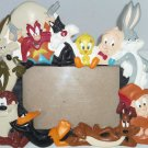 Lonney Tunes Photo Frame Picture Bugs Bunny Tweety Taz Daffy Duck Warner Bros