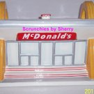 2000 McDonalds Cookie Jar Resturant Building Cookies Golden Arches Fast Food