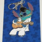 Disney Stitch Lanyard Metal Guitar Trading Pins Theme Parks
