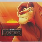 4 Disney Store Lion King Lithographs Special Edition Picture Photo Simba Retired