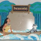 Walt Disney World Pocahontas Photo Frame Picture Boat MGM Studios LE 10,000