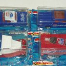 4 Pepsi Cola Car Pick Up Truck Trailer Tractor Ford Chevy