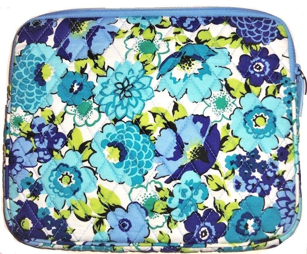1c4535a2d8 Vera Bradley Tablet Sleeve Case Ipad Blueberry Blooms