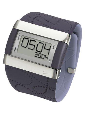 Brand New Nike Merge Step Women's Watch - Cave Purple/Purple Steel - WC0025-553