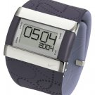 Brand New Nike Merge Step Women's Watch - Cave Purple/Purple Steel - WC0025-553