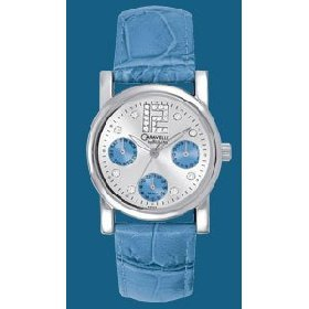 43N02  Bulova Ladies Caravelle Swarovski Multifunction Watch