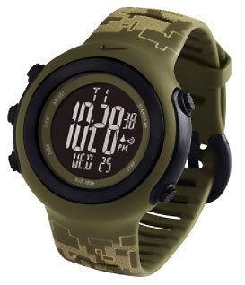 Nike Men's Digital Camo Super Watch #WA0043-340