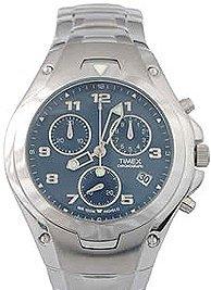 Timex Men's Quartz Indiglo Chronograph w/ Date (2C981)