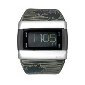 Nike Merge Transit Black/Iron Ladies Watch WC0033-002