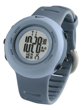 Nike Oregon Series Digital Alti Regular Watch - Ozone Blue/Border Blue - WA0045-497
