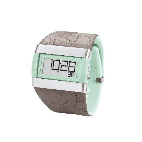 Nike Merge Step Women's Watch - Iron/Medium Mint - WC0025-035
