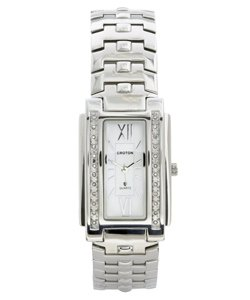 CR207824RHMP Croton Woman's Swiss Diamond Quartz Watch