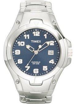 T2C931 Timex Men's Easy Reader Indiglo / Bracelet Watch 2C931