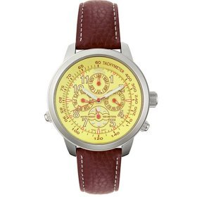 INVICTA 3027 MEN CHRONO NEW MOON PHASE TACHYMETER WATCH