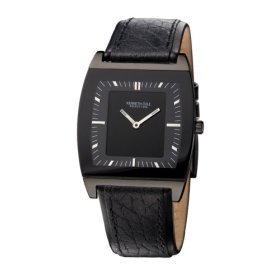 Kenneth Cole Reaction Men's Black Watch #KC1423