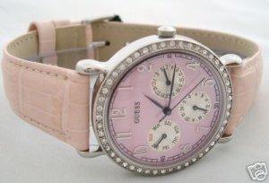 Guess Multifunctional Watch Swarovski Crystals G85452L