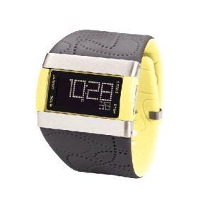 Nike Merge Step Women's Watch - Anthracite/Lemon Frost - WC0025-034
