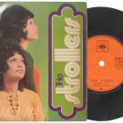 "STROLLERS New Woman 60s ASIAN PSYCH BAND 7"" PS"