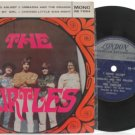 "THE TURTLES 4 Track SINGAPORE ASIAN London 7"" PS MONO"
