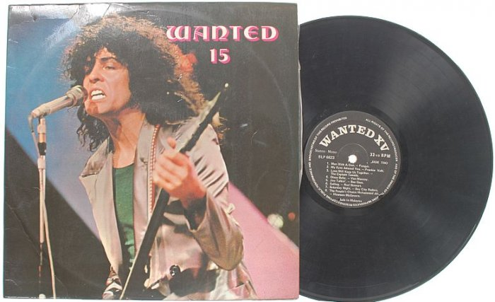 T-REX TREX Marc Bolan SOUTH EAST ASIA LP COVER