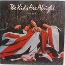 Vintage WHO Kids Are Alright 1979 DOUBLE LP MALAYSIA