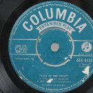 """CHUBBY CHECKER king Of The Twist 7"""" SP India Columbia"""