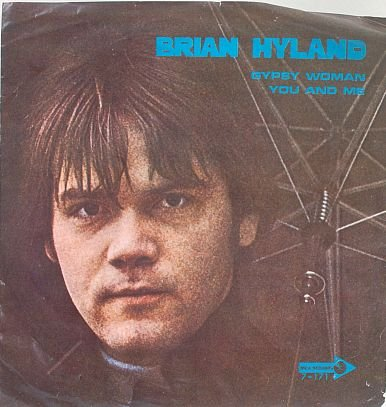 "BRIAN HYLAND Gypsy Woman INTERNATIONAL Asia 7"" PS"